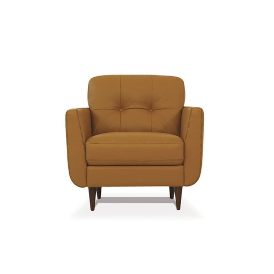 Radwan Leather Chair