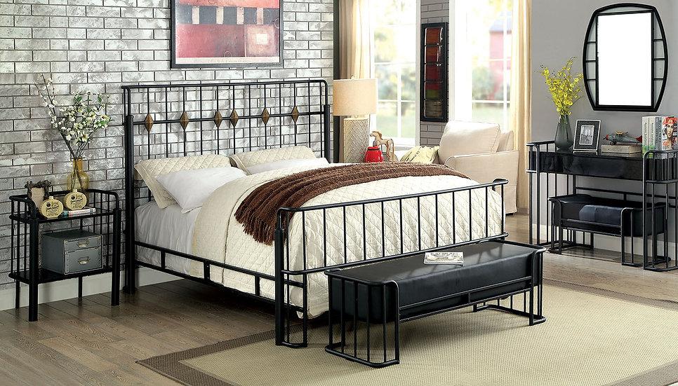 Charla Full Bed