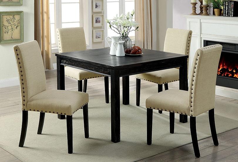 Lisa 5 Pc. Dining Table Set