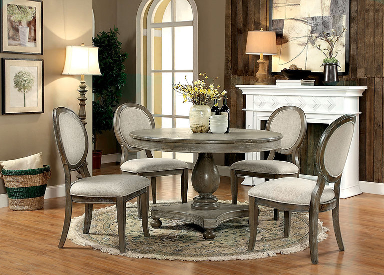 Kathryn Round Dining Set