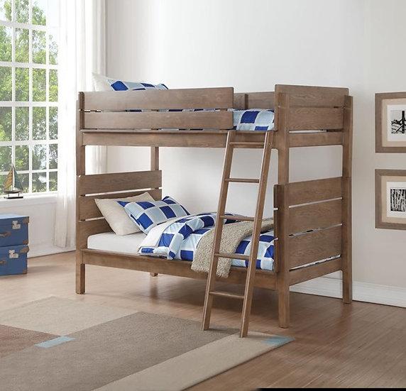 Ranta twin over twin bunk bed