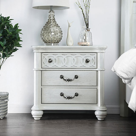 Furniture of America Fantasia Nightstand