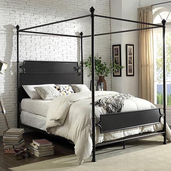 Beatrix Queen Canopy Bed