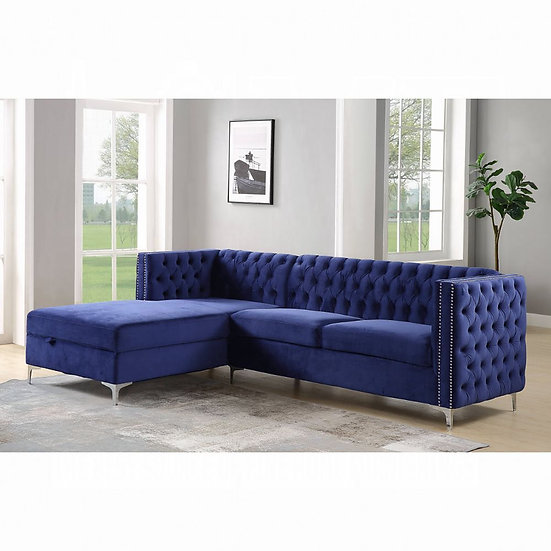 Sullivan L-shape sectional sofa