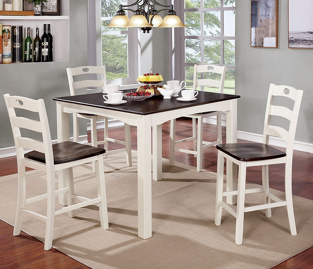 Annie 5 Pc. Counter Ht. Table Set