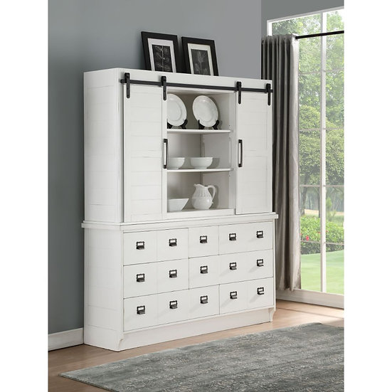 Adaline Farmhouse Hutch