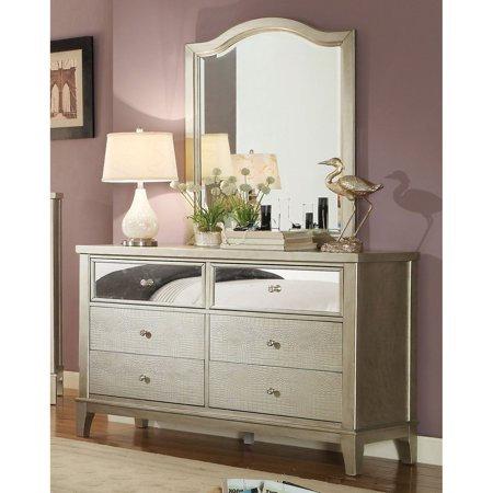 Adeline Dresser w/mirror