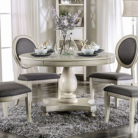 Kathryn Round Dining Table Set