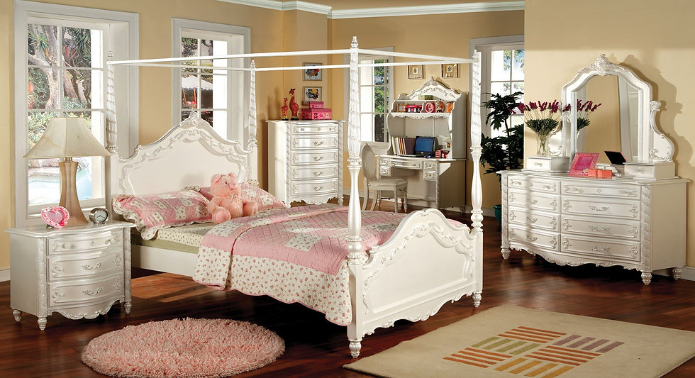 Victoria Twin Bed