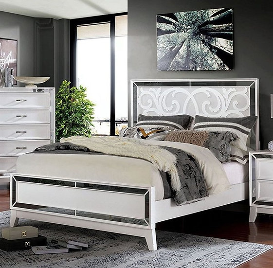 Lamego 4pc Queen bedroom set