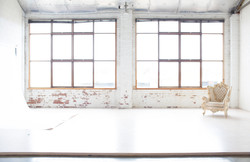 Studio with Chair
