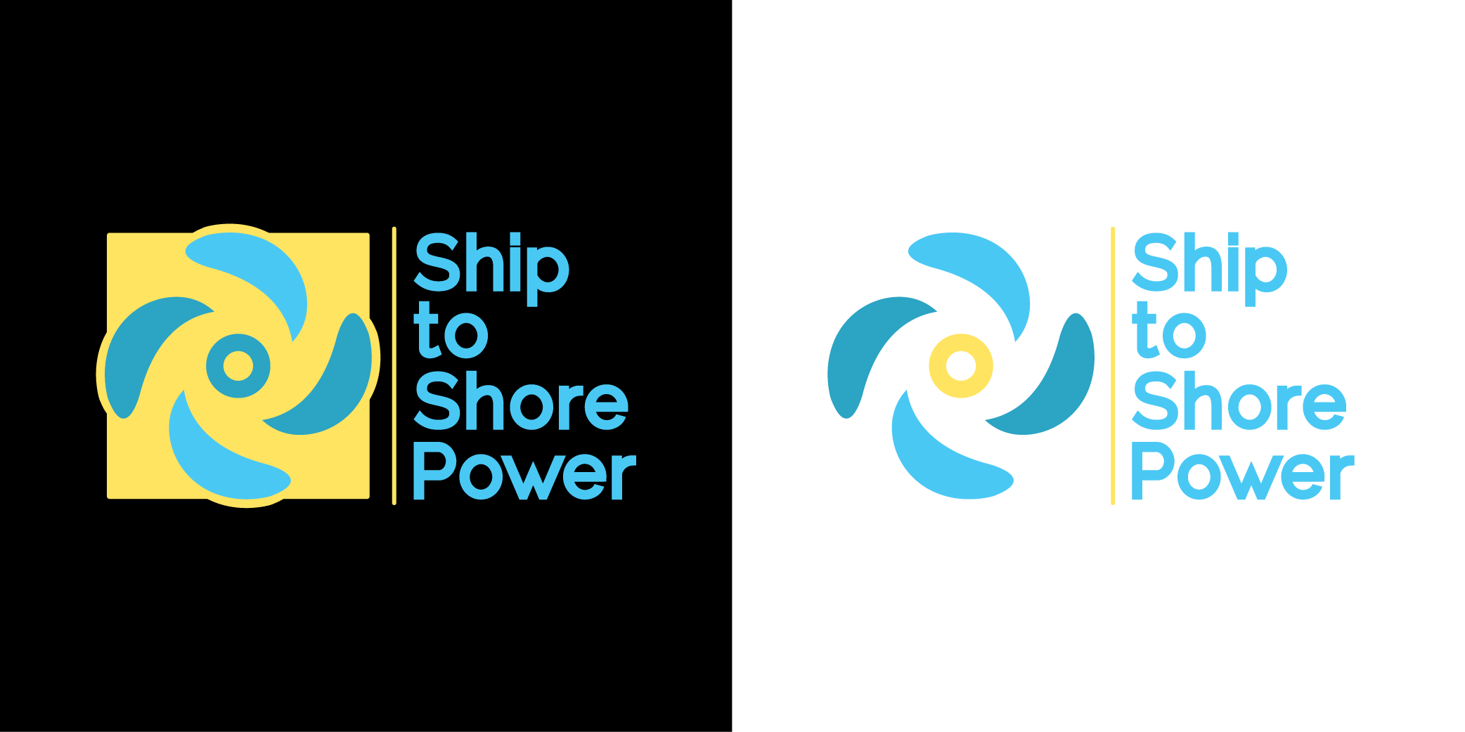 Conept Logos - Ship to Shore Power