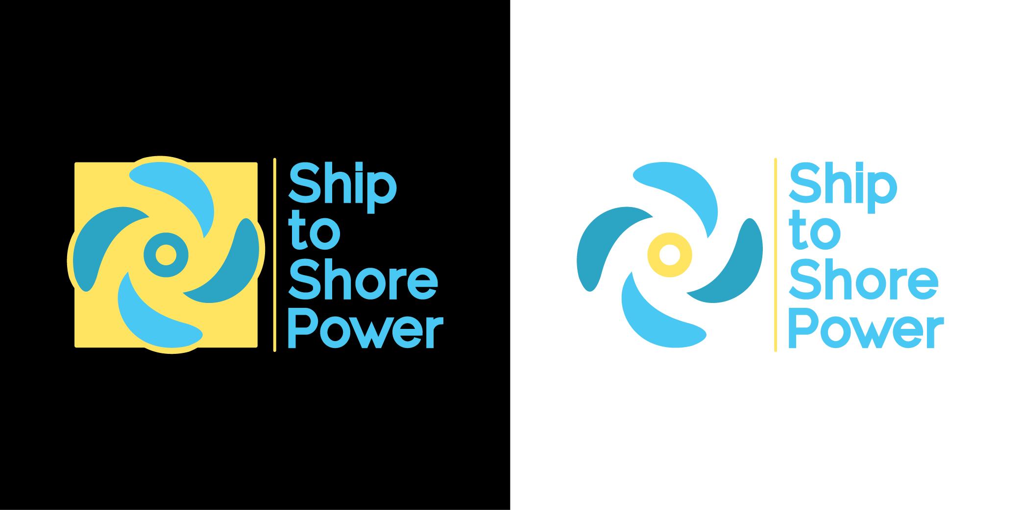 Conept Logos - Ship to Shore Power