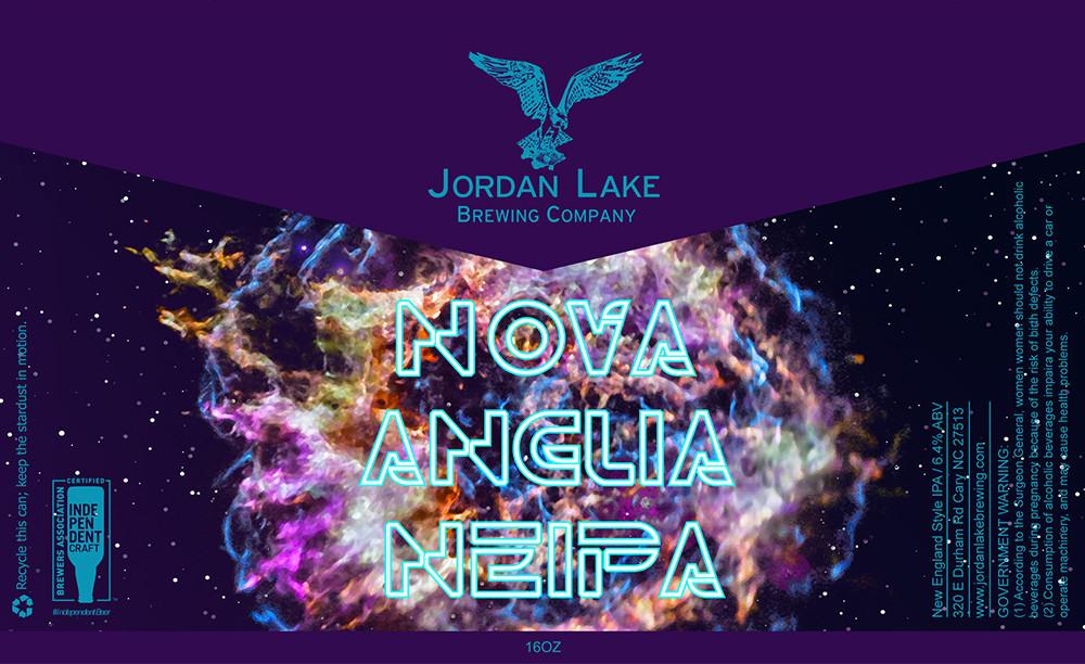 Nova Anglia NEIPA - Jordan Lake Brewing Co.