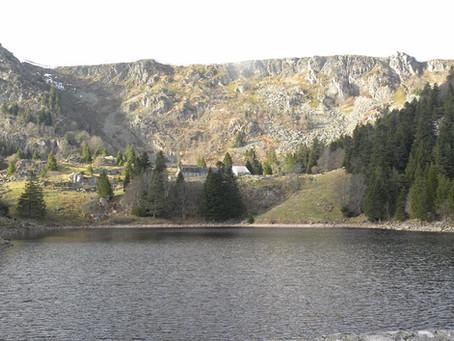 Randonnée au Lac des Truites Noël 2015