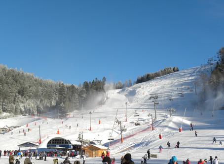 Arrivée de la neige au Chalet !!!