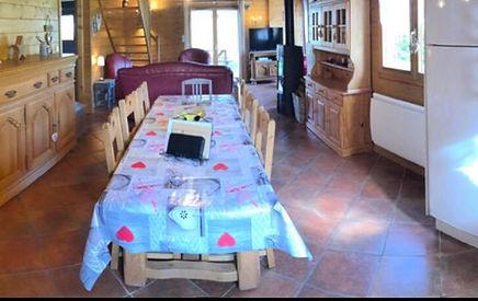 Chalet Vosges 8 personnes