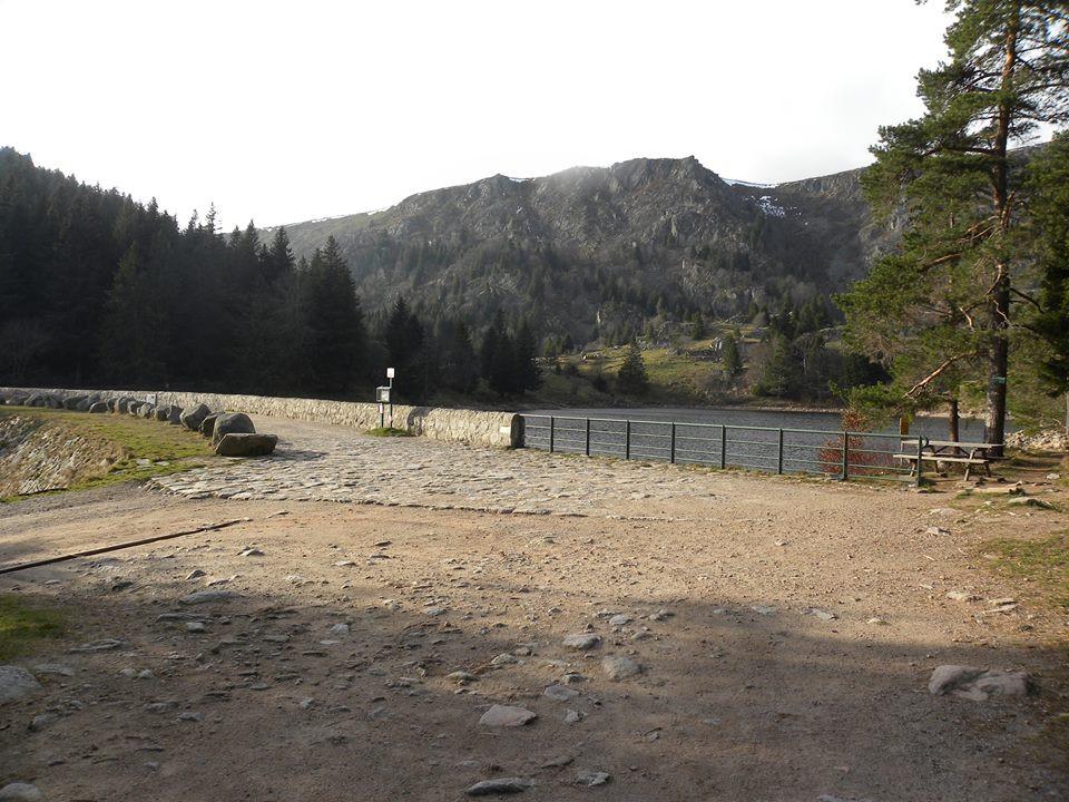 Barrage du Lac des Truites