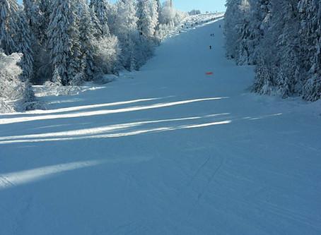Ski Alpin dans les Vosges à Gerardmer