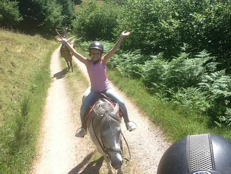 Randonnée à Cheval Crins des Vosges