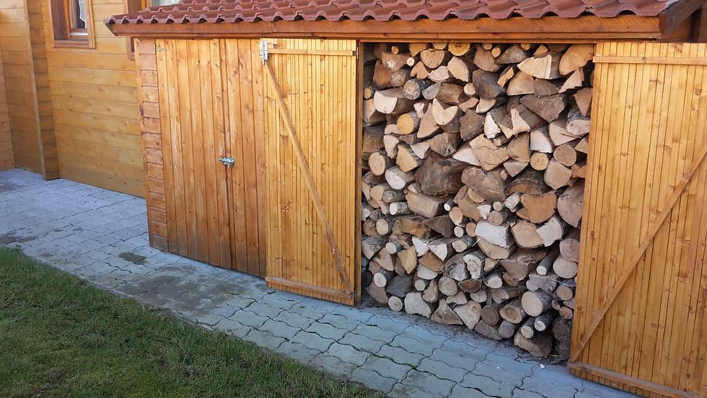 1er abri à bois
