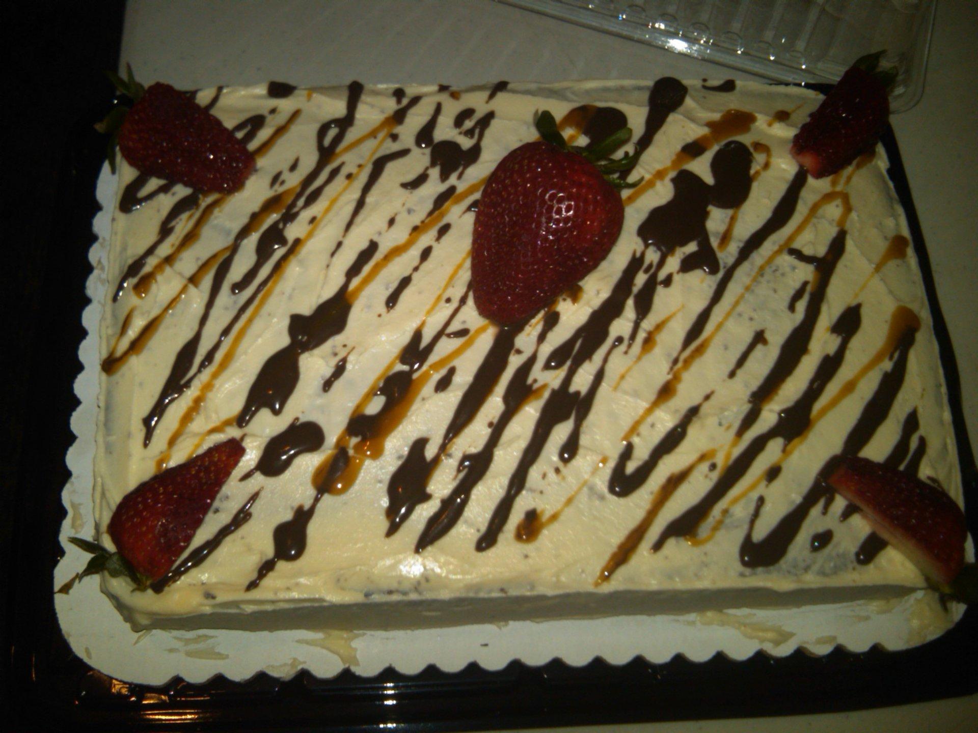 Dessert Item
