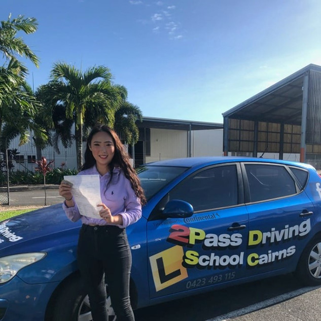 cairns chinese driving lessons