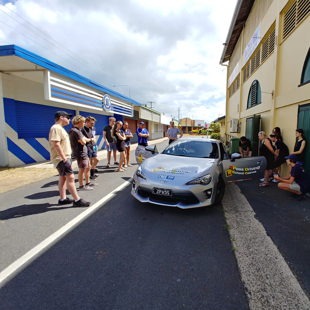 Cairns Defensive Course