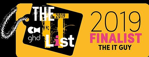 THE IT LIST 2019_FINALIST LOGO_THE IT GU