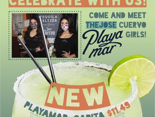 Margarita Day Events - Friday, February 12 - 27