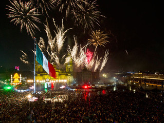 Celebrate Mexican Independence Day with us - Monday, September 16th