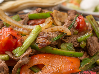 Celebrate National Fajita Day at El Vaquero! - Sunday, August 18th