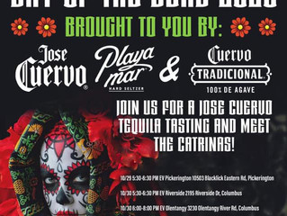 Celebrate Día de Los Muertos with Us! (Oct.29 - Nov. 7)