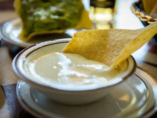 Celebrate National Queso Day -  Friday, September 20th.