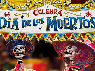 Day of the Dead Celebration at El Vaquero - November 1-2