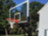 "Mega Slam 72"" Basketball Hoop"