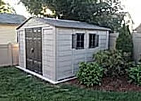 Shed Installations