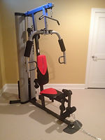 Weider Pro 6900 Home Gym Assembly