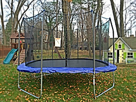 Skywalker Square Trampoline