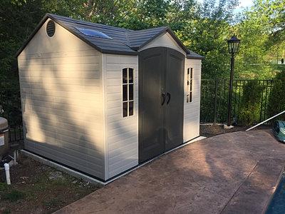 shed installations - Garden Sheds Nj