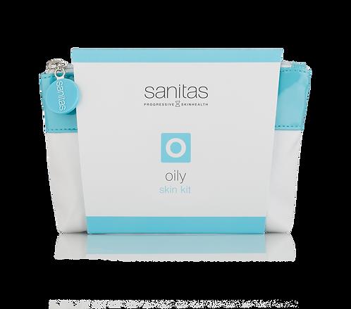 Sanitas Oily Skin System Kit