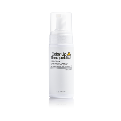Hydrating Foaming Cleanser