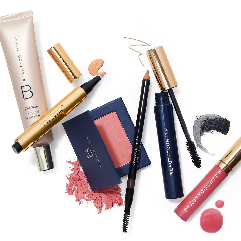 Flawless in Five clean beauty makeup
