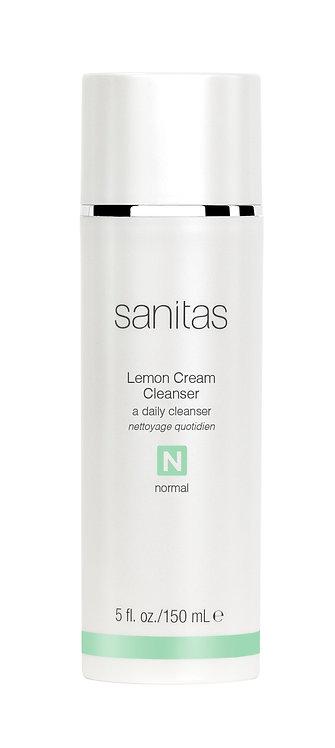 Lemon Cream Cleanser
