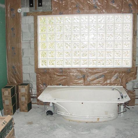 Strickland master bathroom