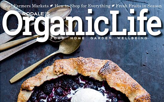 Rodale's Organic Life