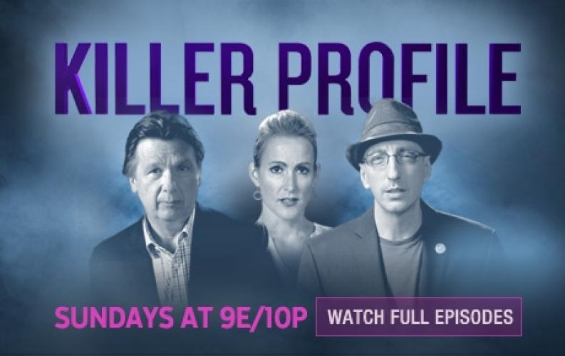 "Lifetime Network's ""Killer Profile"""