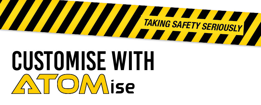 ATOMise Workwear Embroidery Safety