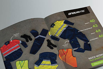 Open product catalogue page Endurite