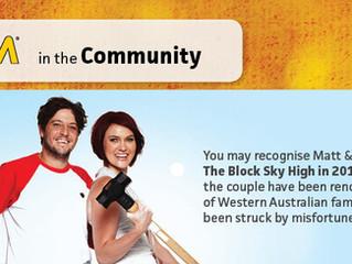 ATOM in the Community - Matt & Kim To The Rescue